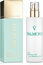Düfte, Parfümerie und Kosmetik Feuchtigkeitsausgleichendes Fluid für eine sanfte Haut - Valmont Priming With Hydrating Fluid