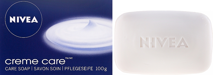 Pflegende Cremeseife - Nivea Creme Soft Soap