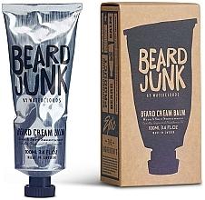Düfte, Parfümerie und Kosmetik Aufweichender und glättender Bartcreme-Balsam - Waterclouds Beard Junk Beard Cream Balm
