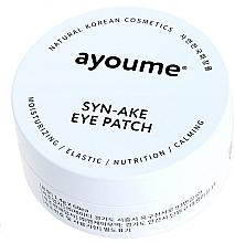 Düfte, Parfümerie und Kosmetik Augenpatches gegen Akne mit Schlangenpeptid - Ayoume Syn-Ake Eye Patch