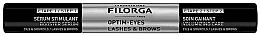Düfte, Parfümerie und Kosmetik Regenerierendes Wimpern- und Augenbrauenserum in 2 Schritten - Filorga Optim-Eyes Lashes & Brows