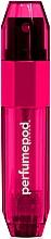 Düfte, Parfümerie und Kosmetik Nachfüllbarer Parfümzerstäuber rosa - Travalo Perfume Pod Ice Hot Pink