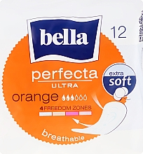 Düfte, Parfümerie und Kosmetik Damenbinden Perfecta Ultra Orange 12 St. - Bella