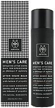 Düfte, Parfümerie und Kosmetik After Shave Balsam mit Johanniskraut und Propolis - Apivita Men Men's Care After Shave Balm With Hypericum & Propolis