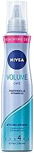 "Düfte, Parfümerie und Kosmetik Haarmousse ""Volume Care "" Extra starker Halt - Nivea Hair Care Volume Sensation Styling Mousse"
