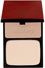 Düfte, Parfümerie und Kosmetik Kompaktpuder-Grundierung für einen natürlichen Teint mit langem Halt - Sisley Phyto-Teint Eclat Compact