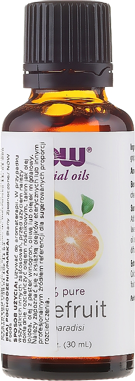 Ätherisches Öl Grapefruit - Now Foods Grapefruit Essential Oils
