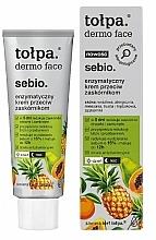 Düfte, Parfümerie und Kosmetik Enzymatische Gesichtscreme gegen Mitesser - Tolpa Dermo Face Cream