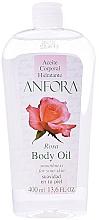 Düfte, Parfümerie und Kosmetik Glättendes Körperöl mit Rosenduft - Instituto Espanol Amphora Roses Body Oil