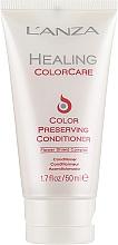 Düfte, Parfümerie und Kosmetik Haarspülung zum Farbschutz (Mini) - L'Anza Healing ColorCare Color-Preserving Conditioner