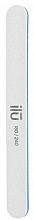 Düfte, Parfümerie und Kosmetik Doppelseitige Nagelfeile 180/240 - Ilu