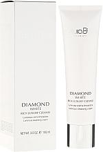 Aufhellende und Leuchtkraft spendende Reinigungscreme für das Gesicht - Natura Bisse Diamond White Rich Luxury Cleanser — Bild N1