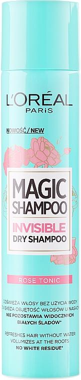 Trockenshampoo Rose Tonic - L'Oreal Paris Magic Shampoo Rose Tonic