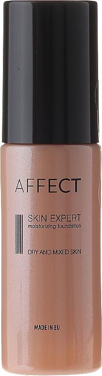Feuchtigkeitsspendende Foundation - Affect Cosmetics Skin Expert Moisturizing Foundation
