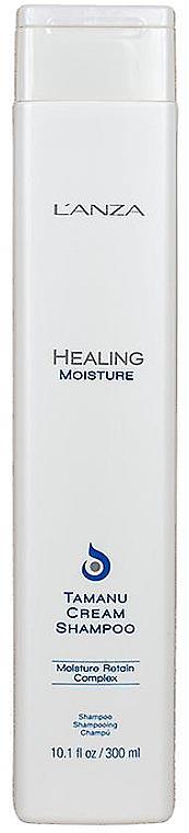 Feuchtigkeitsspendendes Creme-Shampoo - Lanza Healing Moisture Tamanu Cream Shampoo — Bild N1