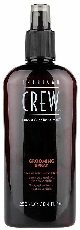 Haarspray für starken Halt und Glanz - American Crew Grooming Spray