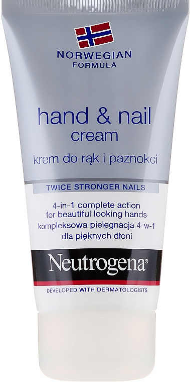 4in1 Hand- und Nagelcreme - Neutrogena Hand & Nail Cream