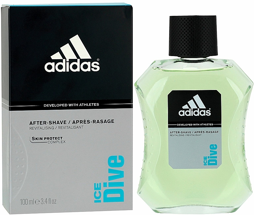 Adidas Ice Dive - After Shave — Bild N1