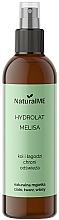 Düfte, Parfümerie und Kosmetik Zitronenmelisse-Hydrolat - NaturalMe Hydrolat Melissa