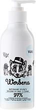 Düfte, Parfümerie und Kosmetik Nährende Hand- und Körperlotion für trockene Haut - Yope Verbena Natural Hand And Body Balm