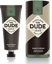 Düfte, Parfümerie und Kosmetik Rasiercreme - Waterclouds The Dude Shave Cream