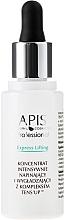 Düfte, Parfümerie und Kosmetik Anti-Aging Gesichtskonzentrat für Männer - APIS Professional Express Lifting Intensive Firming And Smoothing Concentrate With Tens UP