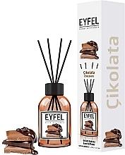 Düfte, Parfümerie und Kosmetik Raumerfrischer Chocolate - Eyfel Perfume Chocolate Reed Diffuser