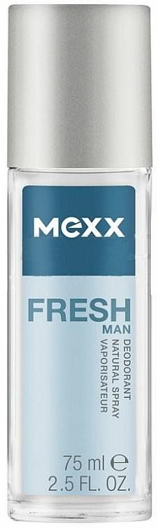 Mexx Fresh Man - Parfümiertes Körperspray