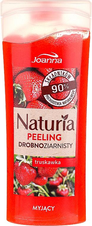 Duschpeeling mit Erdbeerduft - Joanna Naturia Peeling