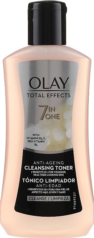 Erfrischendes Tonikum - Olay Total Effects 7 In One Age-defying Toner — Bild N1
