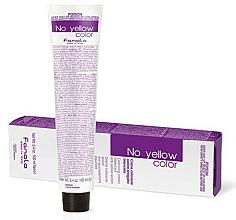Düfte, Parfümerie und Kosmetik Färbecreme für naturblondes, ergrautes, gefärbtes und aufgehelltes Haar gegen Gelbtöne - Fanola No Yellow Color Toner