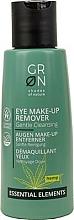 Düfte, Parfümerie und Kosmetik Sanfter Augen-Make-up Entferner mit Hanf - GRN Essential Elements Hemp Eye Make-Up Remover