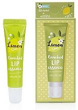 Düfte, Parfümerie und Kosmetik Lippenessenz mit Zitronenduft - Welcos Around Me Enriched Lip Essence Lemon