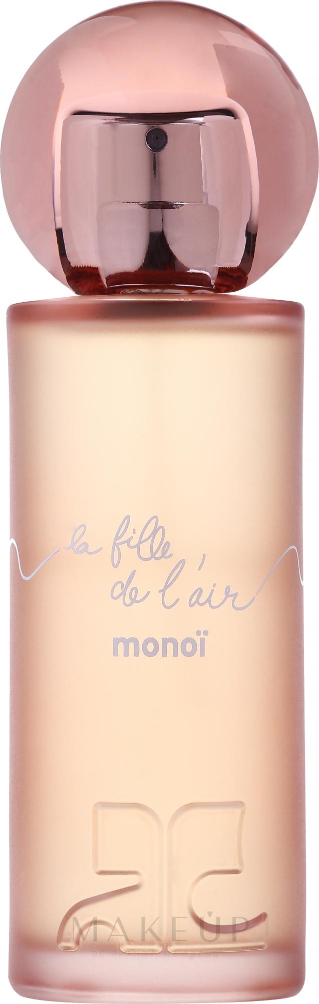 Courreges La Fille De L'Air Monoi - Eau de Parfum — Bild 90 ml