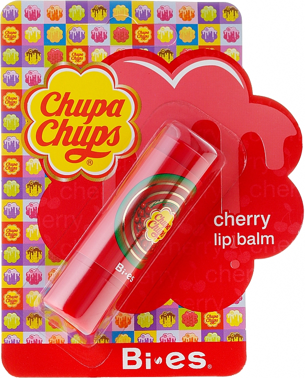 Lippenbalsam - Bi-es Chupa Chups Cherry — Bild N1