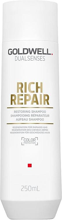 Regenerierendes Shampoo - Goldwell DualSense Rich Repair Shampoo — Bild N1