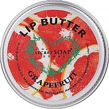 Düfte, Parfümerie und Kosmetik Lippenbutter Grapefruit - The Secret Soap Store Lip Balm