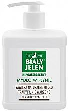 Düfte, Parfümerie und Kosmetik Hypoallergene Flüssigseife - Bialy Jelen Hypoallergenic Soap