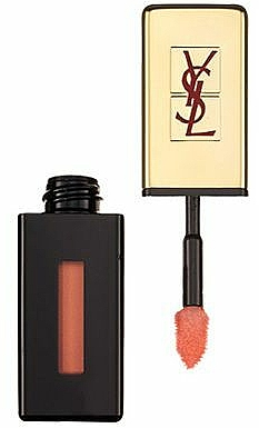Lipgloss - Yves Saint Laurent Rouge Pur Couture Vernis a Levres Rebel Nudes Glossy Stain
