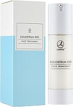 Düfte, Parfümerie und Kosmetik Regenerierende Anti-Aging Gesichtscreme mit Kolostrum - Lambre Colostrum Pro Face Treatment