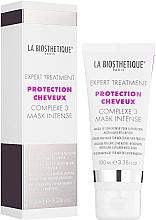 Düfte, Parfümerie und Kosmetik Intensiv Haarmaske für molekularen Haarschutz - La Biosthetique Protection Cheveux Complexe 3 Mask Intense