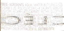 Reinigendes Mizellenwasser für Gesicht und Augenlider - Decleor Aroma Cleanse Soothing Micellar Water — Bild N3