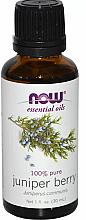 Düfte, Parfümerie und Kosmetik Ätherisches Öl Wacholderbeere - Now Foods Essential Oils 100% Pure Juniper Berry