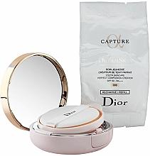 Düfte, Parfümerie und Kosmetik Cushion Foundation (2 x 15 g) - Dior Capture Dreamskin Moist & Perfect Cushion SPF 50 PA+++