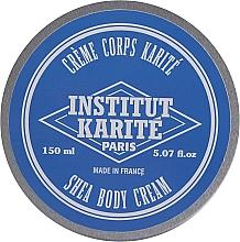 Düfte, Parfümerie und Kosmetik Körpercreme mit Sheabutter - Institut Karite Milk Cream Shea Body Cream