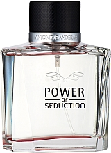 Düfte, Parfümerie und Kosmetik Antonio Banderas Power Of Seduction - Eau de Toilette