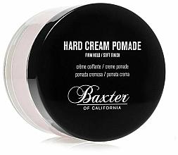 Düfte, Parfümerie und Kosmetik Creme Haarpomade - Baxter of California Hard Cream Pomade