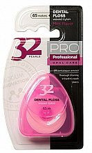 Düfte, Parfümerie und Kosmetik Zahnseide 32 Pearls PRO in rosa Etui - Modum 32 Perlen Dental Floss