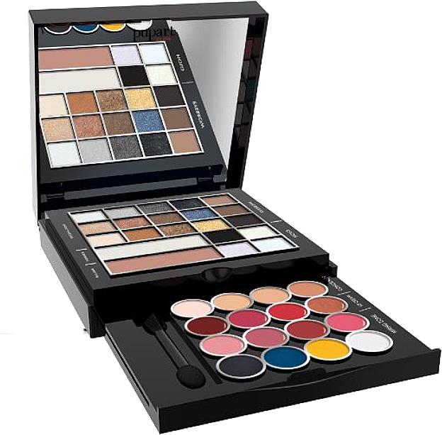 Make-up Set - Pupa Pupart S Golden Fever Shiny