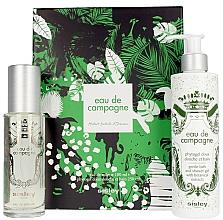 Düfte, Parfümerie und Kosmetik Sisley Eau De Compaigne Jungle Gift Set - Duftset (Eau de Toilette 100ml + Duschgel 250ml)
